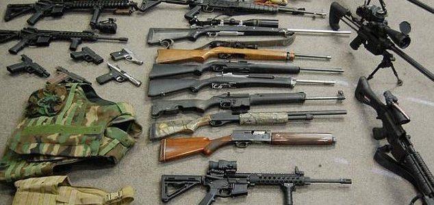 Електронна петиція – Закон України про зброю. Георгій Учайкін