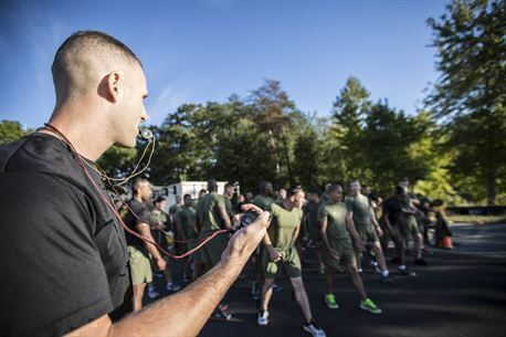 Military Fitness Instructor